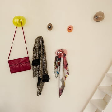 Bubble Wall Hooks by Petite Friture
