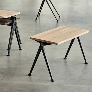 Pyramid Bench by Hay for Schools