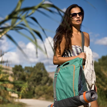 Tama Kopu Beach Bag by Terra Nation