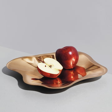 Aalto Bowl by Iittala in Rose Gold