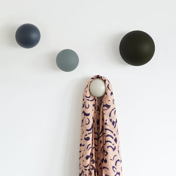 Les Clous Wall Hooks by Tolix