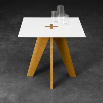 Franz Side Table by Auerberg