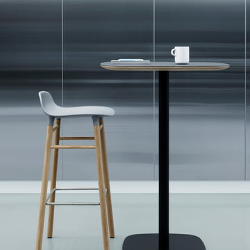 Form Standing Table by Normann Copenhagen
