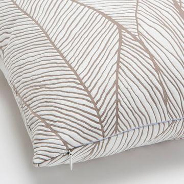 Mika Barr - Pinion Cushion Cover, 45 x 45cm, beige