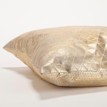 Mika Barr - Bling Cushion Cover, 50 x 50cm, gold