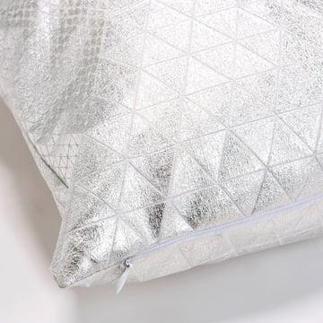 Mika Barr - Bling Cushion Cover, 50 x 50cm, silver