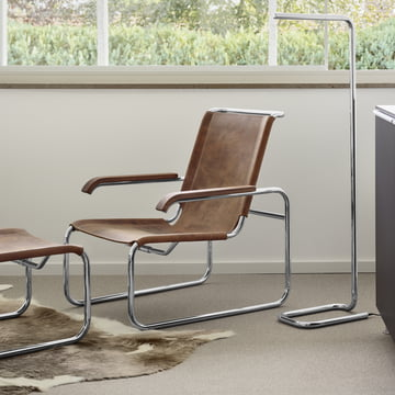 S 35 L Chair by Marcel Breuer for Thonet