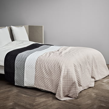 Caro Bedspread 190 x 260 cm by Juna in the bedroom