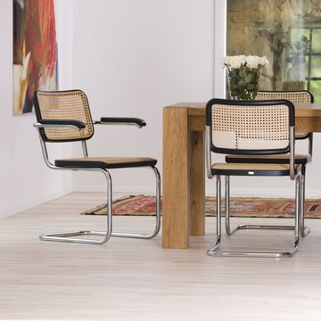 S 32 & S 64 Chair by Thonet