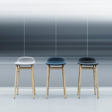 Form Bar Stool by Normann Copenhagen