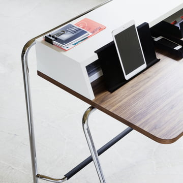 S 1200 Secretay Desk by Thonet