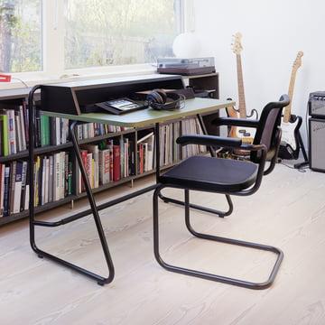 S 1200 Secretay Desk by Thonet