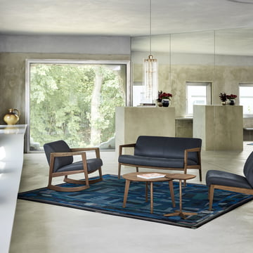 S 1860 Coffee Table and 1861 Side Table by Thonet