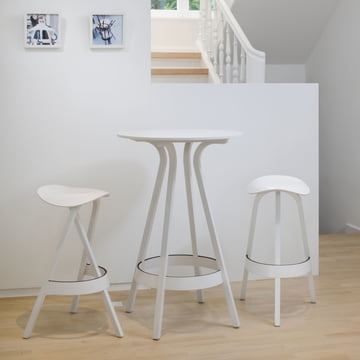 The 404 Bar Stools by Thonet