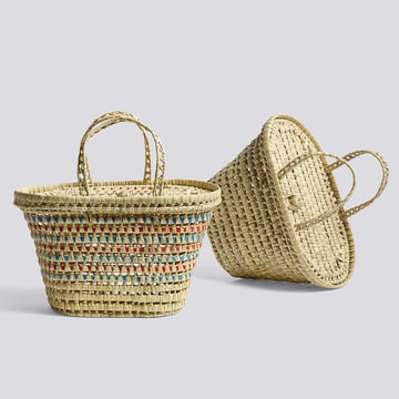 The Picnic Baskets by Hay