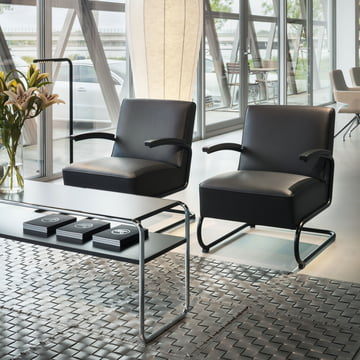 B10 Coffee Table by Thonet