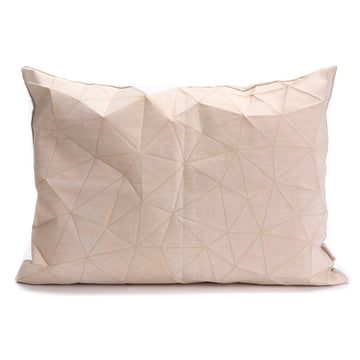 Mika Barr - Irad Cushion Cover, 55 x 40cm, beige