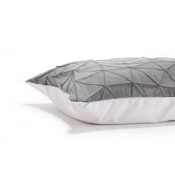 Mika Barr - Irad Cushion Cover, 55 x 40cm, dark grey