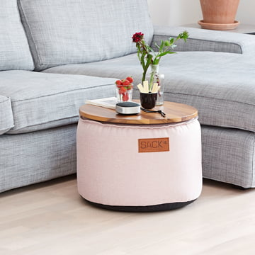 The Sack it - Woof it Go Loudspeaker in a Homely Environment