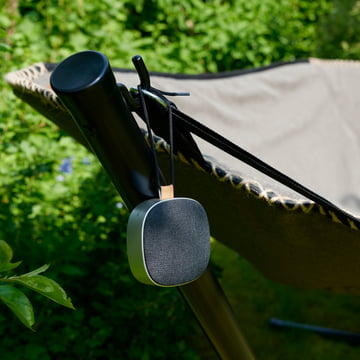 The Sack it - Woof it Go Loudspeaker is Perfect for the Garden or Park