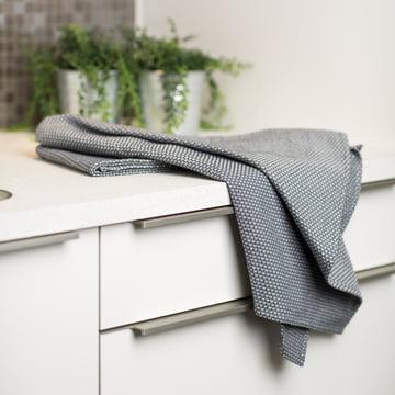 Georg Jensen Damask - Egypt Tea Towel 50 x 80 cm, Flint in the Kitchen
