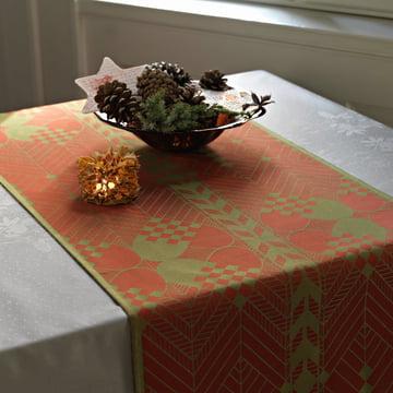 Christmas Table Runner by Georg Jensen Damask
