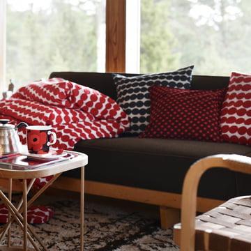 Okko and Räsymatto Cushion Covers by Marimekko