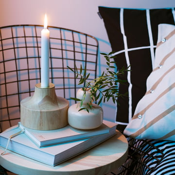 Stamp Candleholder by Marimekko