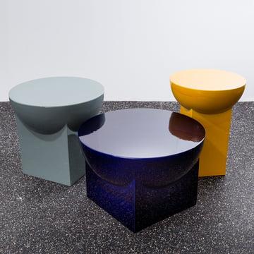 Mila Tables by Sebastian Herkner for Pulpo