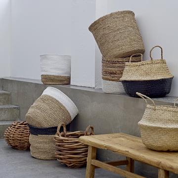 Bloomingville - Storage Baskets