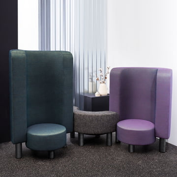 The Pulpo - Boom, Pow and Kaboom Chairs