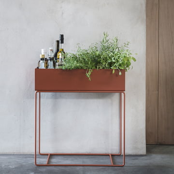 Plant Box by ferm Living as a Herb Garden