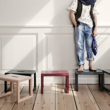 Little Architect Stool by ferm Living