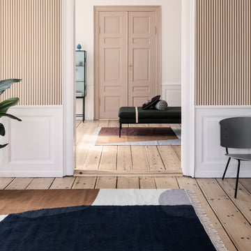 Kelim Rugs Borders & Merge by ferm Living