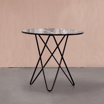 Tall Mini O Side Table by Ox Denmarq