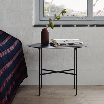 Brut Side Table by Skagerak in Black