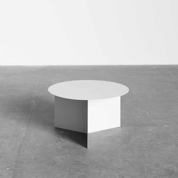 Hay - Slit Table XL in White
