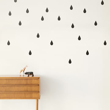 Mini Drops Wall Stickers by ferm Living