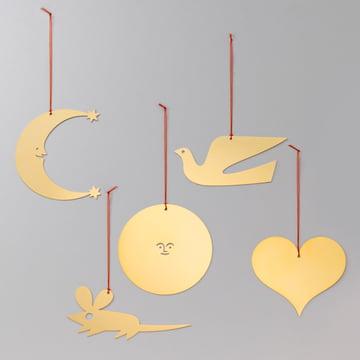 Girard Ornaments by Vitra