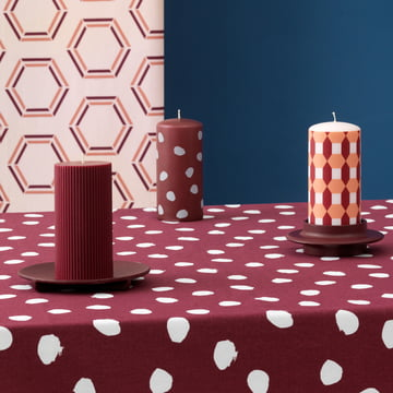 The Normann Copenhagen - Pillar Candles Combined