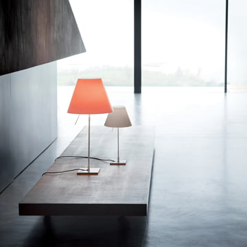 Costanza Table Lamp by Luceplan