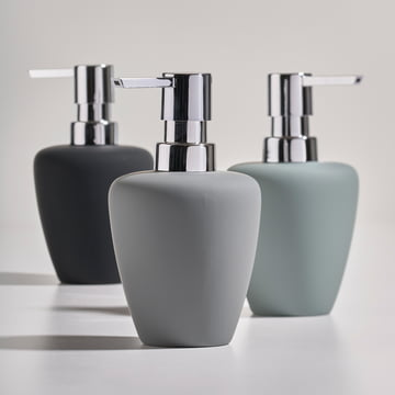 The Zone Denmark - Soft Soap Dispenser in Various Colours