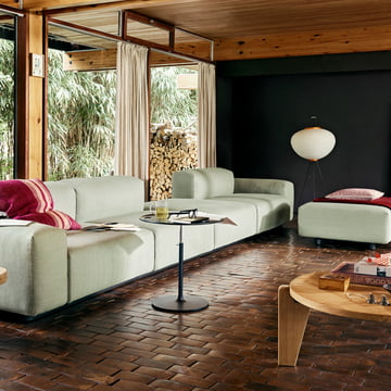 Mid-Century Style Modern Living Room