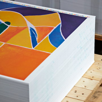 Transitions by Malin Gabrielle Nordin Poster, 59.4 x 84.1 cm by Hay