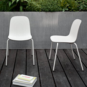 13Eighty Chair by Studio Scholten & Baijings for Hay in White