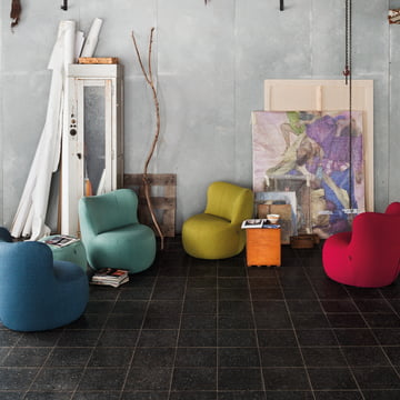 173 Armchair by Freistil in Different Colours