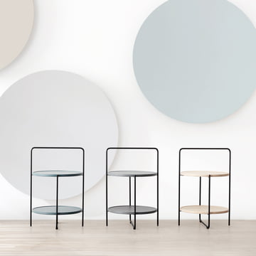 Three Versions of the Andersen Furniture - Side Table.