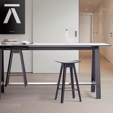 Andersen Furniture - HC1 Stool at a High Table