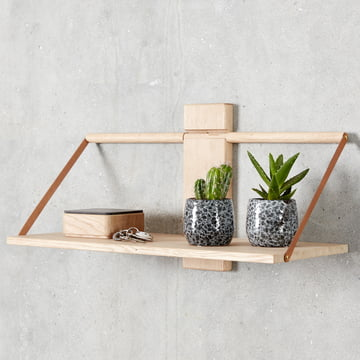 The Andersen Furniture - Wood Wall Shelf