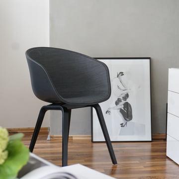 About A Chair von Hay in black at Stilreich